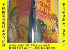 二手書博民逛書店Anne罕見fine care of HENRY: 安妮悉心照顧亨利Y200392