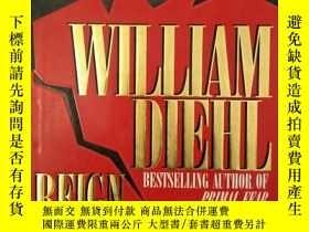 二手書博民逛書店Reign罕見in Hell 地獄之王19139 William