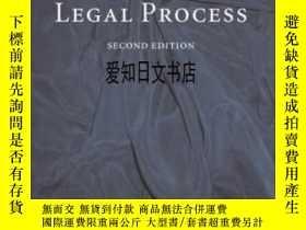 二手書博民逛書店【罕見】 And The Legal Process 2003年
