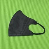【雨晴牌-超立體3D口罩】(A級高效能)@成人-黑色@全黑口罩 四層材質佳超好戴 高彈性無痛耳帶