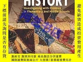 二手書博民逛書店Doing罕見History: Investigating wi