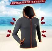 釣魚服 釣魚防曬服男夏季垂釣服冰絲透氣超薄防蚊蟲釣魚服裝 魔方數碼館
