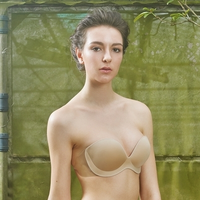 LeRêveParis |法式美型AirBra基本版|-氣質膚  露背露肩、洋裝婚紗必備