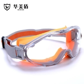 透明護目鏡防沖擊防塵防霧防沙防風騎行防紫外線眼鏡工業粉塵眼罩
