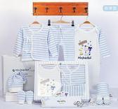 純棉嬰兒衣服新生兒禮盒套裝0-3個月6春秋冬季初生剛出生寶寶用品 探索先鋒