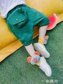 五分褲夏裝褲子潮男童小童韓版洋氣中褲短褲潮童夏季薄款 一米陽光