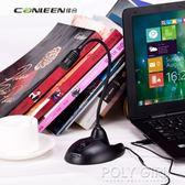 Canleen/佳合CM-201台式電腦麥克風話筒筆記本電容麥K歌會議YY錄音設備語音主播專用