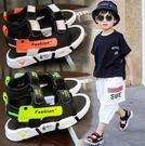 男童涼鞋女童2021新款夏季中大童男孩軟底防滑小童寶寶鞋子兒童鞋 童趣屋
