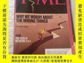 二手書博民逛書店TIME罕見DECEMBER 4,2006Y22128