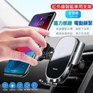 Baseus倍思 紅外線智能車用手機支架...