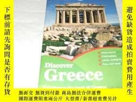 二手書博民逛書店Lonely罕見Planet: Discover GreeceY