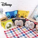 Disney迪士尼 經典大臉 輕巧化妝包...