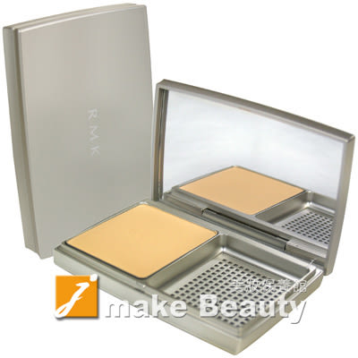 RMK 輕柔空氣感粉餅SPF25PA++(10.5g)+盒[2色]《jmake Beauty 就愛水》