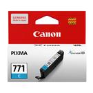 CANON CLI-771 C 原廠藍色墨水匣 適用MG5770 MG6870 MG7770