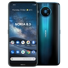【送滿版玻璃保貼-內附保護套】Nokia 8.3 5G 8G/128G