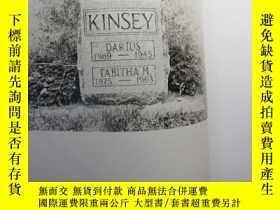 二手書博民逛書店Kinsey罕見PHOTOGRAPHER 介紹一家美國照相館的老