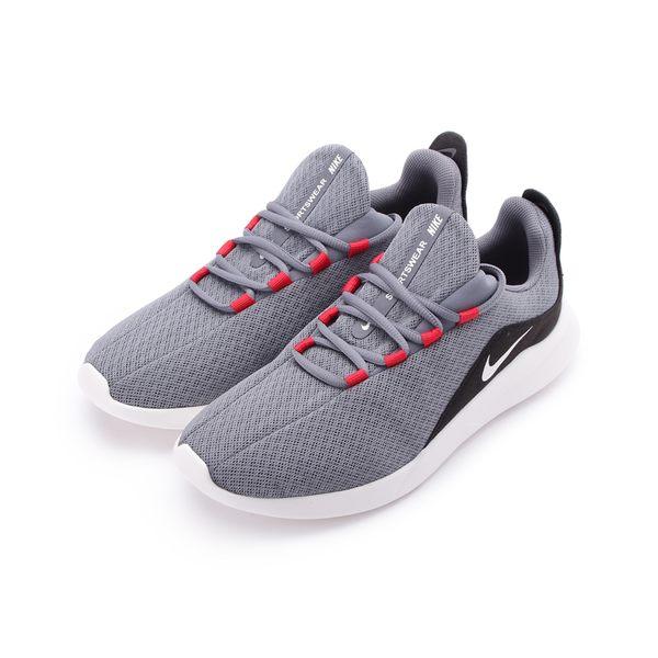 NIKE VIALE 輕量襪套跑鞋 灰黑紅 AA2181-007 男鞋 鞋全家福
