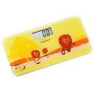 【中彰投電器】LION HEART獅子心電子體重計,LBS-009【全館刷卡分期+免運費】