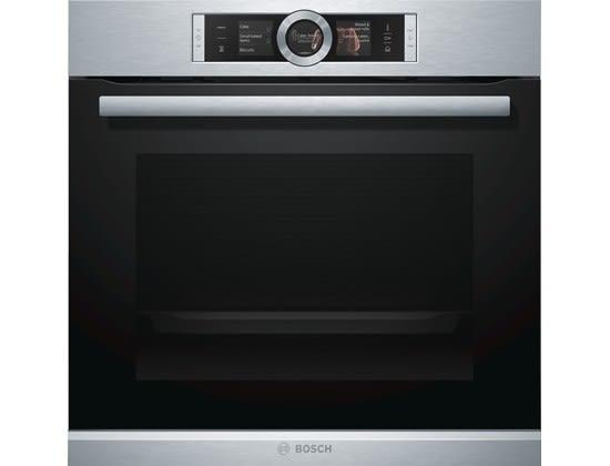 【甄禾家電】 BOSCH 博世 HRG6769S2B 60公分複合式蒸氣烤箱 BOSCH 8系列 德國製 71L