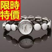 陶瓷錶-耀眼繽紛高貴女腕錶5色55j13【時尚巴黎】
