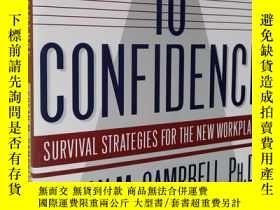 二手書博民逛書店英文原版罕見From Chaos to Confidence: Your Survival Strategies