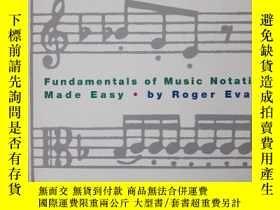 二手書博民逛書店How罕見to Read Music: Fundamentals