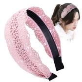 髮箍 寬邊發箍韓國頭箍簡約洗臉發帶百搭超仙少女網紅發飾女頭飾壓發卡