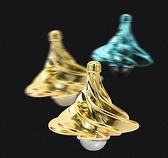 指尖陀螺 指尖陀螺抖音同款空氣動力黑科技反重力創意玩具解壓神器【快速出貨八折優惠】