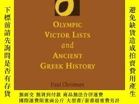 二手書博民逛書店Olympic罕見Victor Lists And Ancient Greek HistoryY464532