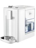 飲水機紐米速熱飲水機臺式小型家用即熱式茶吧機過濾調溫迷你型宿舍桌面 非凡小鋪LX