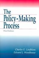 二手書博民逛書店 《The Policy-making Process》 R2Y ISBN:0136823602│Pearson College Division