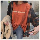 ✦Styleon✦正韓。簡單文字長袖棉質T恤。韓國連線。韓國空運。0108。