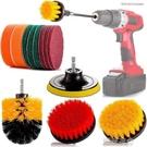 電動清潔刷 電鉆清潔刷 地毯刷沙發刷瓷磚刷洗車刷多功能刷廚衛刷