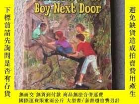 二手書博民逛書店The罕見Riddle of the Boy Next Door