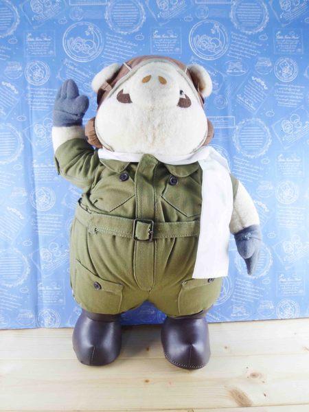 【震撼精品百貨】紅の豚_紅豬~絨毛-XL