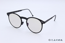 ROAV 偏光太陽眼鏡 Riviera - Mod.8103 ( 霧黑框/變色墨鏡片 ) 薄鋼折疊墨鏡