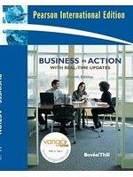 二手書博民逛書店 《Business in Action with Real Time Updates》 R2Y ISBN:9780132082693
