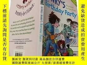 二手書博民逛書店Early罕見Reader Horrid Henrys Birthday Party(討厭亨利的生日聚會)Y2