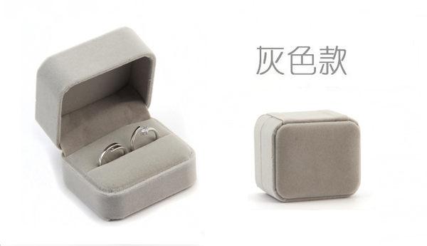 ╭☆ Silver shop ☆╯首飾 對戒指盒 兩用款 不含飾品 [ GGB 027 ]