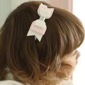 UNICO 兒童跨境熱賣印刷條紋立體格莉特髮帶/髮飾