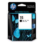 HP C6615DA #15黑色墨水匣