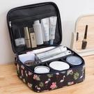 化妝包 化妝包風超火小號女便攜大容量旅行隨身品箱收納盒洗漱袋 快速出貨