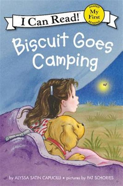 An I Can Read My First I Can Read Book: Biscuit Goes Camping