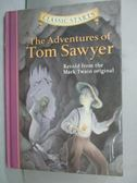 【書寶二手書T9/原文小說_IGJ】The Adventures of Tom Sawyer_Woodside, Mar