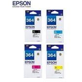 EPSON T364650原廠墨水匣 (1黑3彩)★適用機型:XP-245/XP-442