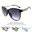 簡約歐美墨鏡 顯小臉太陽眼鏡 抗UV40...