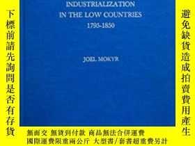 二手書博民逛書店Industrialization罕見In The Low Countries, 1795-1850Y3646