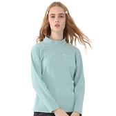 【TAKAKA】女 黃金絨立領保暖衣『水綠』Z52253 戶外 休閒 運動 露營 登山 上衣 吸濕排汗 透氣 長袖