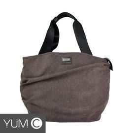 【風雅小舖】【美國Y.U.M.C.格林系列Shopper 13.3吋 2WAY手提/側背筆電包 栗色】電腦包/斜肩包