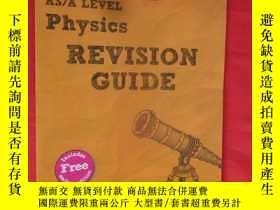 二手書博民逛書店Revise罕見Edexcel AS A Level Physi